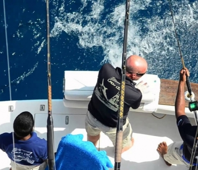 Big Game Fishing with Skippered charter
