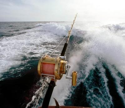 Big game fishing natjecanje u Jezerima